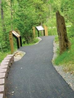 Pulaski Trail Promo Image (courtesy usda.gov)