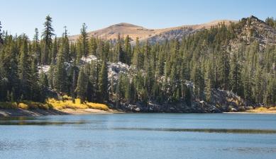 Across Round Lake